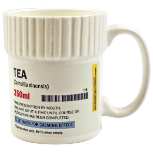 Pill Pot Tea Mug