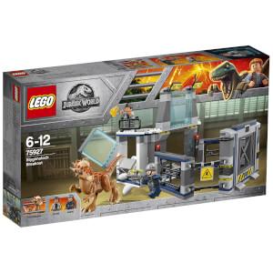 LEGO Jurassic Fallen Kingdom: Ontsnapping van Stygimoloch (75927)