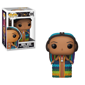 Disney A Wrinkle in Time Mrs Who Funko Pop! Vinyl