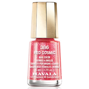 Mavala Nail Colour - Red Cosmic 5ml