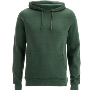 Brave Soul Men's Clarence Hoody - Bottle Green