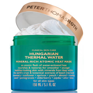 Peter Thomas Roth Hungarian Thermal Water Mineral-Rich Atomic Heat Mask 5.1oz
