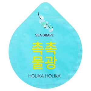 Pack de Capsules Superfood Holika Holika – Raisin de Mer Hydratant