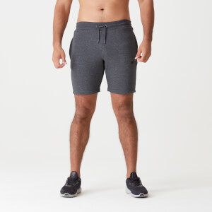 Tru-Fit Sweatshorts 2.0 - Charcoal Marl