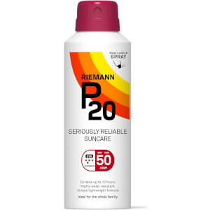 Riemann P20 Sun Protection Continuous Spray SPF50 150ml