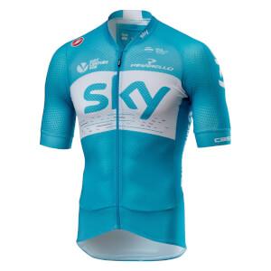 Team Sky Climber's 2.0 Jersey - Sky Blue