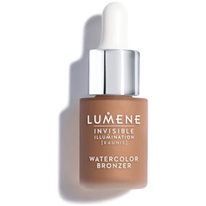Lumene Invisible Illumination [Kaunis] Watercolor Bronzer -nestemäinen aurinkopuuteri 15ml