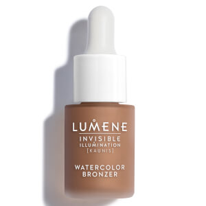 Bronzer Invisible Illumination [Kaunis] Watercolor Lumene da 15 ml
