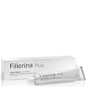 Fillerina PLUS Night Cream - Grade 4 50ml