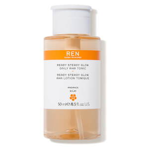REN Ready Steady Glow Daily AHA Tonic 50ml