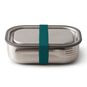 Black+Blum Stainless Steel Lunch Box - Ocean