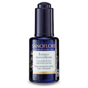 Sanoflore Essence Merveilleuse Regenerating Anti-Ageing Night Oil 30ml