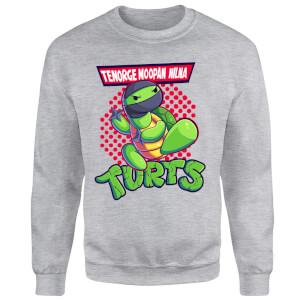 Turts Sweatshirt - Grey