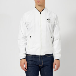 Polo Ralph Lauren Men's P-Wing Bomber Jacket - Pure White
