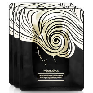 Mirenesse Intense Thermal Wrap And Repair Hair Mask (Free Gift)
