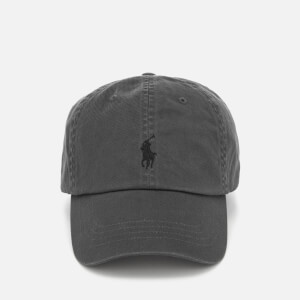 Polo Ralph Lauren Men's Classic Sport Cap - Black Mask