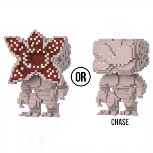Figura Funko Pop! - Demogorgon 8-bit EXC - Stranger Things