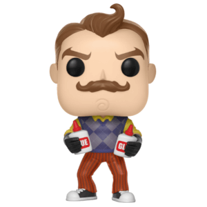 Hello Neighbor Neighbor with Glue EXC Pop! Vinyl Figure