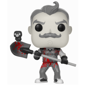 Hello Neighbor Neighbor B&W Blood Spattered EXC Funko Pop! Vinyl