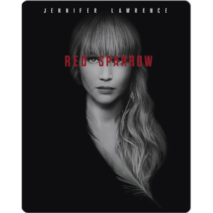 Red Sparrow - Zavvi UK Exclusive Limited Edition Steelbook