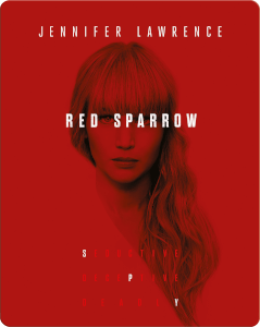 Red Sparrow - Zavvi Exclusive Limited Edition Steelbook