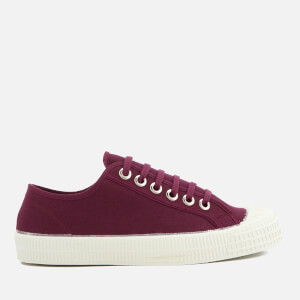 Novesta Men's Star Master Classic Trainers - Wine
