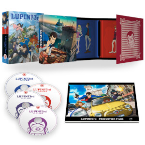 Lupin the 3rd (2015) - Complete Series Collectors