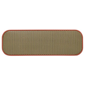 Kreafunk aGROOVE Bluetooth Speaker - Soft Coral/Gold
