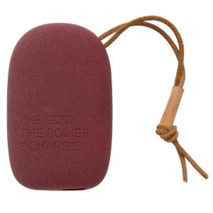 Kreafunk toCHARGE Power Bank - Plum