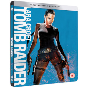 Lara Croft: Tomb Raider - 4K Ultra HD - Steelbook Edición Limitada Exclusiva de Zavvi