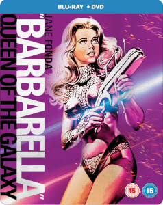 Barbarella - Zavvi Exclusive Limited Edition Steelbook