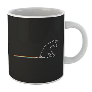 Unicorn Skid Mark Mug