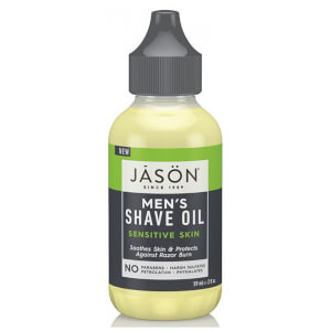 JASON Men's Shave Oil - Sensitive Skin