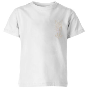 Wild And Free Kids' T-Shirt - White