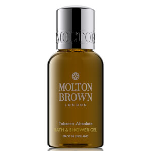 Molton Brown Tobacco Absolute Body Wash 30ml (Free Gift) (Worth £5.00)