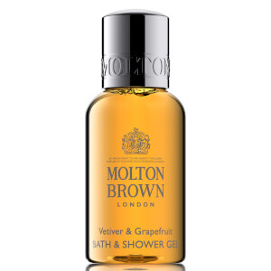 Molton Brown Vetiver And Grapefruit Body Wash 30ml (Free Gift) (Worth £5.00)