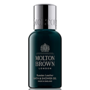 Molton Brown Russian Leather Body Wash 30ml (Free Gift) (Worth £5.00)
