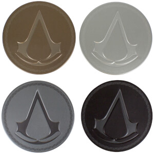 Dessous de Verre Assassin's Creed (Lot de 4)