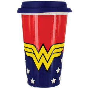 Mug de Voyage Wonder Woman - DC Comics