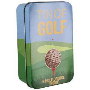 Tin of Golf - 9 Hole Course