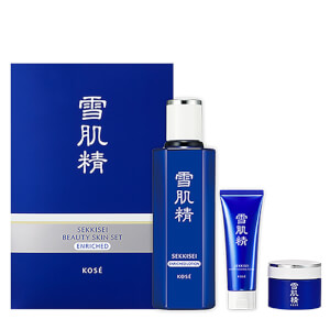 SEKKISEI Beauty Skin Set Enriched (Worth $82)