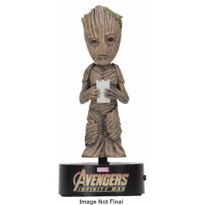 Figurine Solaire Groot Avengers: Infinity War NECA Body Knocker