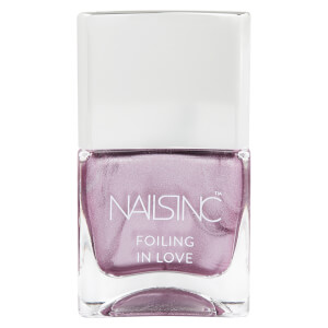 Verniz de Unhas Foiling In Love Space Space Baby da nails inc. 14 ml