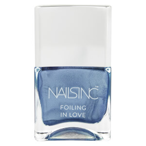 Verniz de Unhas Foiling In Love Space Cadet da nails inc. 14 ml