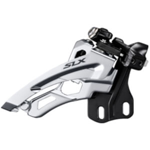 Shimano SLX M672 Triple Front Derailleur - Side Swing - Front Pull