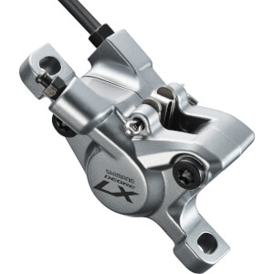 Shimano BR-T675 LX Caliper - Post Mount Without Rotor or Adapters - Front/Rear