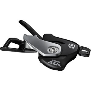 Shimano SL-M7000 SLX Shift Lever - I-Spec-B Direct Mount - 10-Speed - Right Hand