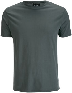 D-Struct Men's Premium Soft Touch Crew Neck T-Shirt - Khaki
