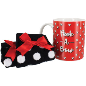 Disney Minnie Mouse Tasse und Socken Set