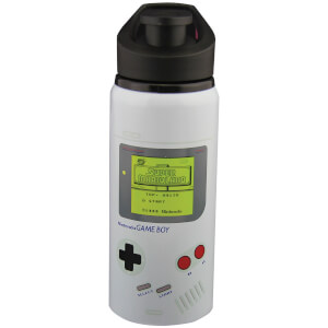 Game Boy Water Bottle